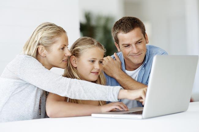 Η ψηφιακή εκπαίδευση στο σπίτι